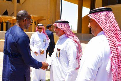 Kachikwu, Saudi Arabia's Aramco in a Massive Oil & Gas Deal
