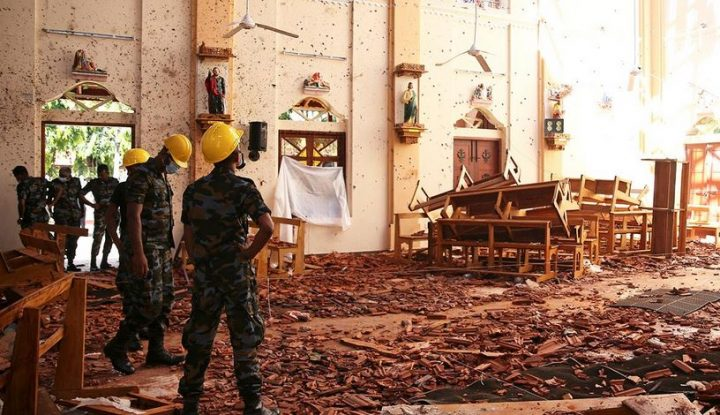 Update on Sri Lanka Attack: Death Toll Hits 290