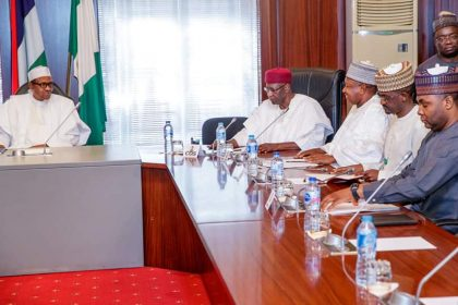 President Buhari Inaugurates Committee to Strengthen Internal Security