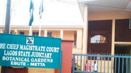 Woman in court Over Alleged Conspiracy to Kidnap Husband