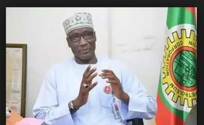 Buhari Appoints Mele Kyari as New GMD of NNPC
