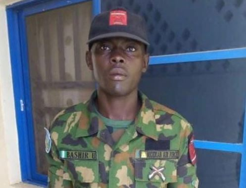 President Buhari Commends Aircraftman Bashir Umar for Honesty in Returning Found Money