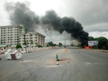 Update on El-Zazzaky Protest in Abuja by Shiites Turns Violent