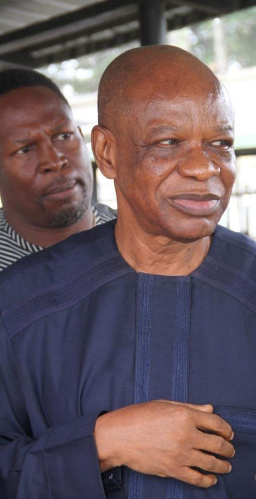 Former INEC Chairman, Iwu in Court for N1. 2b Fraud