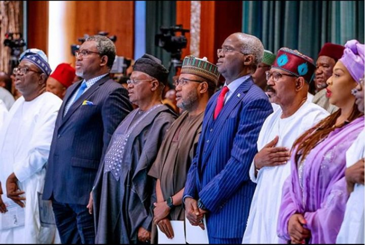 Buhari's New Cabinet and The Imperative of Delivering on Mandates