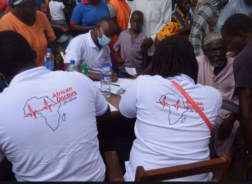 African Doctors Laud Buhari Over Creation of Humanitarian Ministry