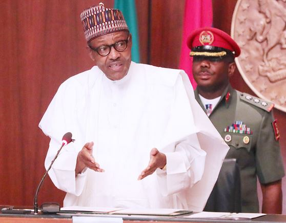 Buhari Warns Cabinet Members Against Unnecessary Altercation
