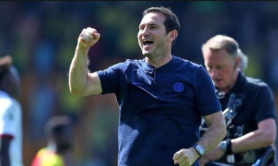 Frank Lampard Earns First win as Chelsea Boss