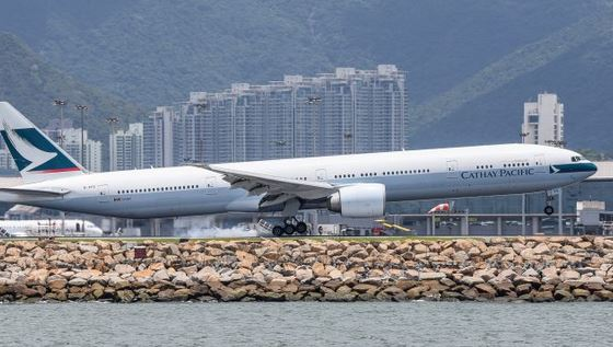 Flights Resume at Hong Kong Airport After Protest Chaos
