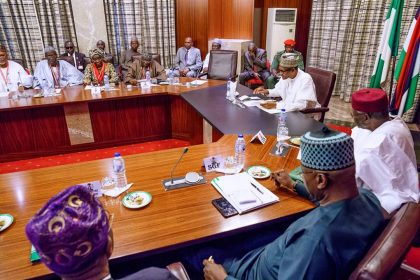 President Buhari Charges Police Service Commission on Police