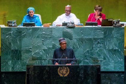 #UNGA: Nigeria Tackling Corruption HEAD-ON – President Buhari