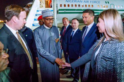 250 Nigerian Businesses for Africa Economic Forum in Sochi