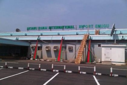 President Approves N10 Billion Emergency Work on Enugu Airport