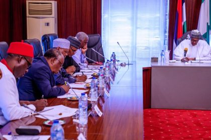 President Buhari Inaugurates Presidential Economic Advisory Council  (PEAC), Sets Agenda