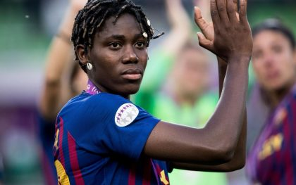 How Nigerian striker saved Barcelona from defeat in Spanish league
