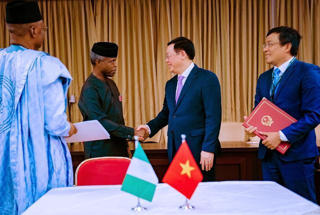 Nigeria, Vietnam Sign Visa Waiver Agreement
