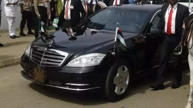 Cars Purchased Since 1999 Still in Use in Aso Rock