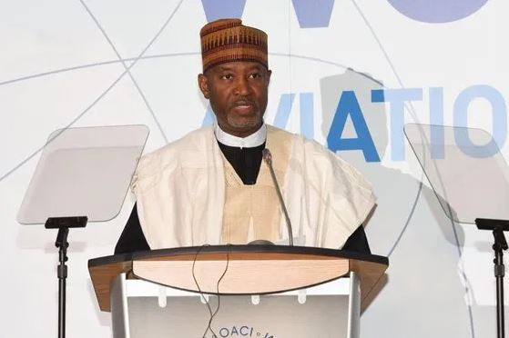 Nigeria Scores 96.4% in Aviation Security -Sirika