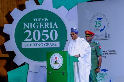 President Buhari's Speech at Nigerian Economic Summit