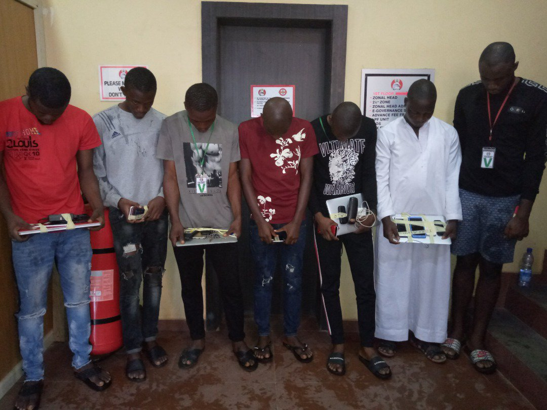 BREAKING: 5 Undergraduates Arrested for Internet Fraud