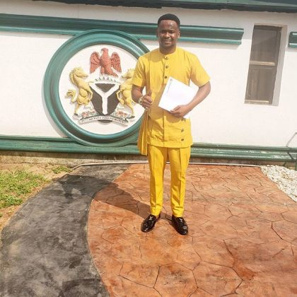 Nollywood actor Zubby Micheal gets political appointment