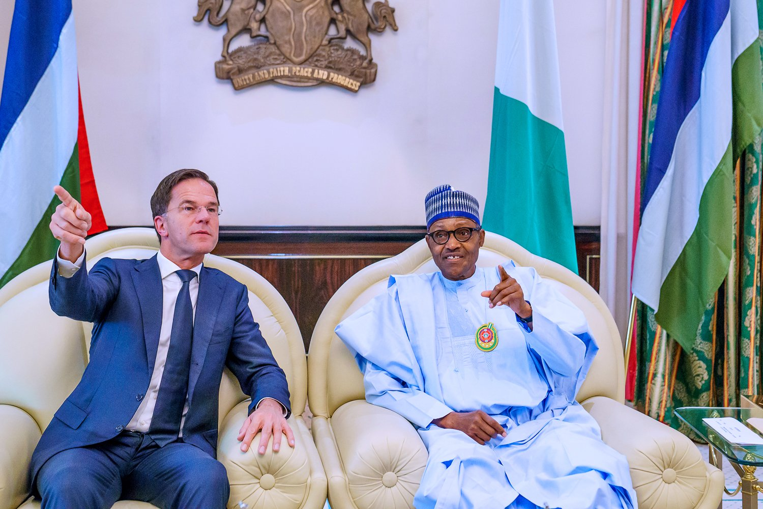 Nigeria, Netherlands Pledge Stronger Partnership On Trade, Investments, Security
