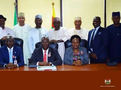 Minister of State for Petroleum, Timipre Sylva Adopts 2019-2023 Priority Projests/Deliverables
