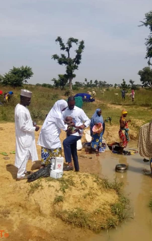 WHO Assists Measles Campaign Targeting Millions of Children in Northern Nigeria
