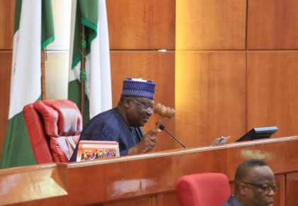 Nigeria Senate Proceedings of Tuesday, 26 November 2019