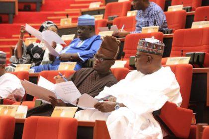 Nigeria Senate Proceedings of Wednesday 20th November 2019