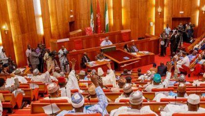 Proceedings of Senate of Tuesday, 19th November, 2019