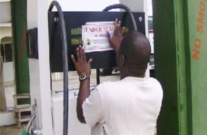 DPR seals 10 gas plants, 40 retail outlets