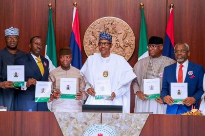 President Buhari Launches National Security Strategy Document, Pledges to Safer, Secure Nigeria