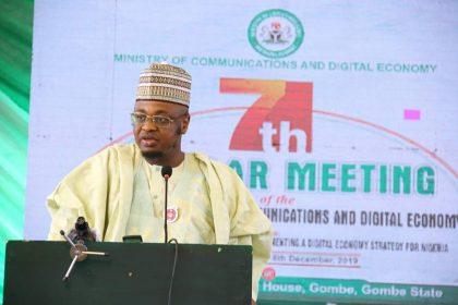 Dr. Is a Pantami States Key to Digital Economic Development