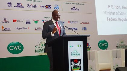Address of Minister of State for @FMPRng at the Opening of 9th Annual Practical Nigerian Content (PNC) Forum
