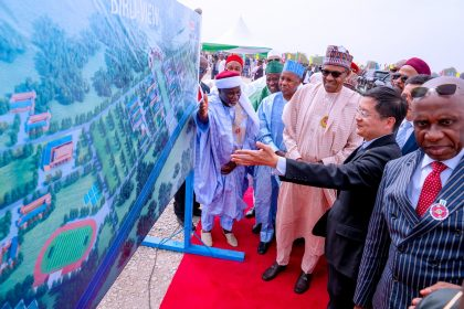 President Buhari Says First Transport University in Africa Will Lead Innovation