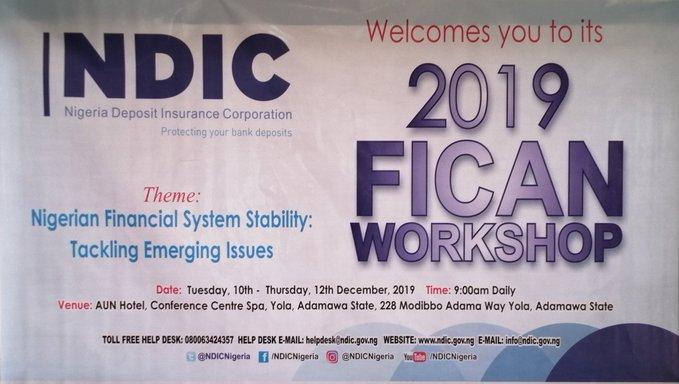 NDIC Warns Operators Against Disclosing Customers' Financial Data