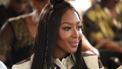 Naomi Campbell writes Grammy organisers over Burna Boy