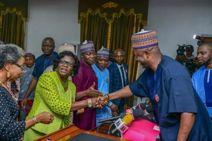 Gov Bello Inaugurates 17-Man Committee For Negotiation On Implementation of New Minimum Wage