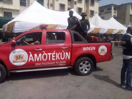 Amotekun: FG, S/West Governors agree to put in place legal instruments