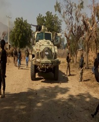 More Captives Rescued as Troops Onslaught Unleashed on Boko Haram Camp