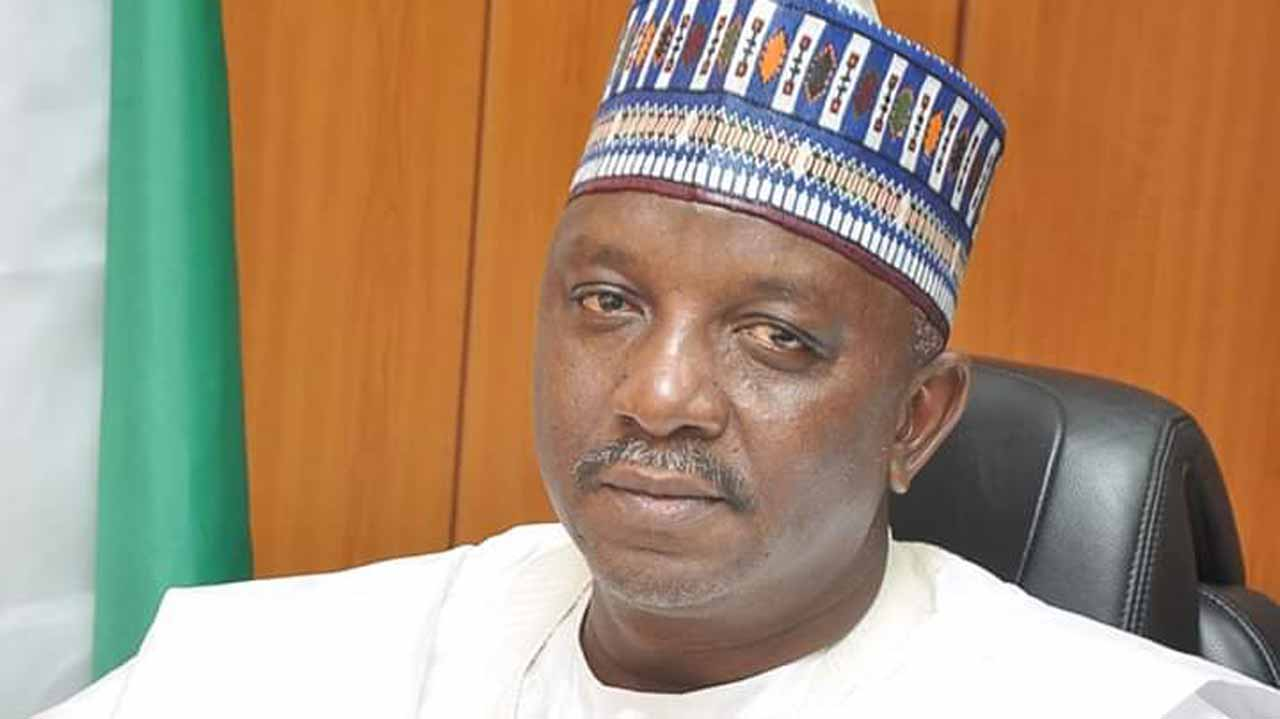 Condolence Message to the Minister of State for Power – Engr. Sale Mamman