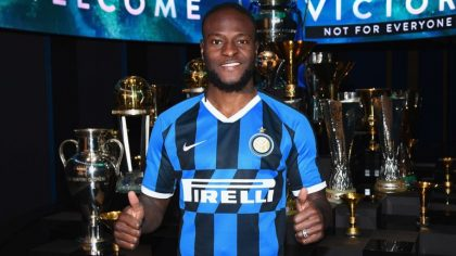 Victor Moses joins Inter Milan FC