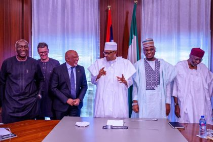 President Buhari Assures Business Owners of Enabling Environment