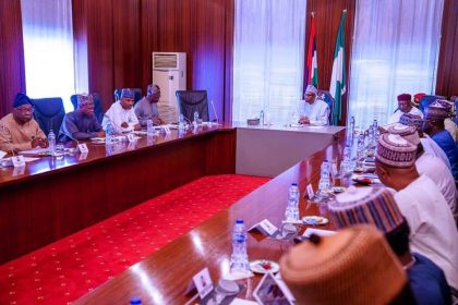 Important Issues Tops President Buhari's Discussion with Economic Advisory Council