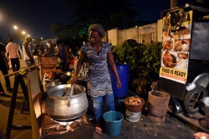 DPR donates gas cylinders to food vendors
