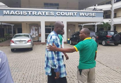 Court remands man for allegedly defiling 8-year-old daughter