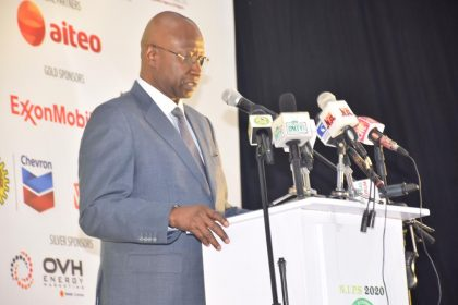 SGF, Boss Mustapha Represents President Buhari at Oil & Gas Summit