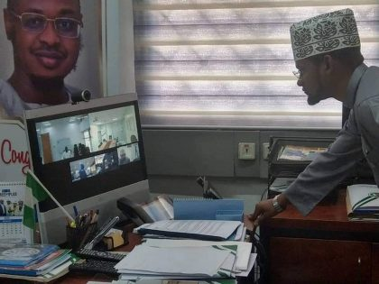#COVID-19: Use of Video Conferencing and Video IP Phones Facilities for Essential Meetings