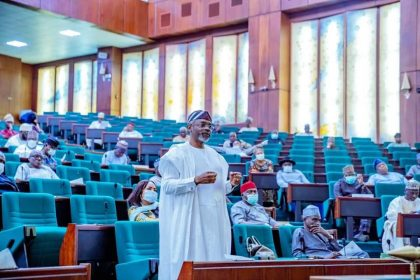 #COVID19: Speaker Femi Presents Bill to Stimulate Economy